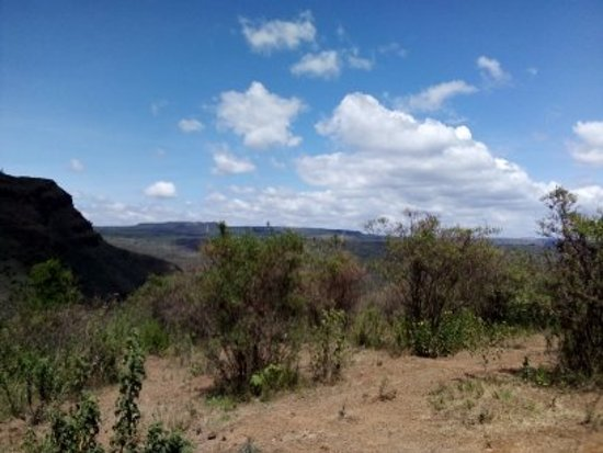 Located on the northern side of Nakuru is the single largest surviving volcanic crater in the world. The Menengai Crater is an extinct volcano that offers striking views of Lake Nakuru, Lake Bogoria and the crater itself. From Vienna Woods Hotel, the hotel's easily accessible and very close (about 1km from the hotel).