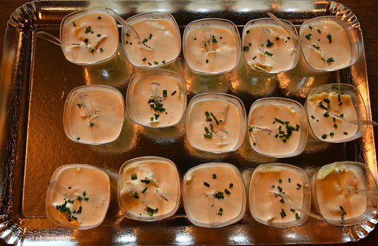 ravioles du dauphiné creme de parmesan