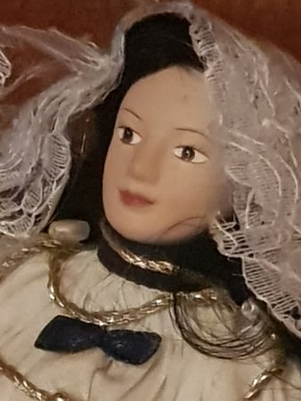 Moena, Italien: bambola
