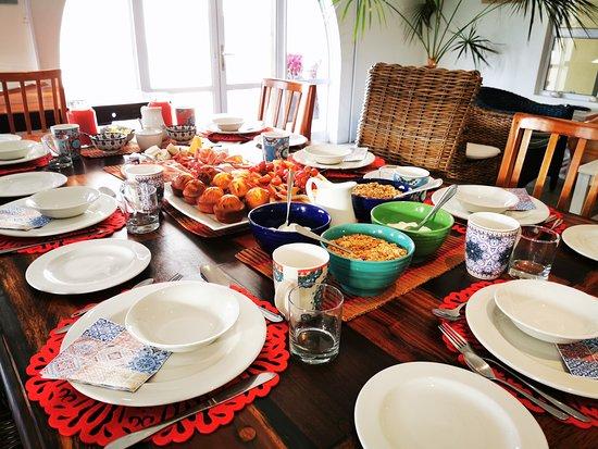 Cozy communal lounge – obrázek zařízení Bellamente Sirene Guesthouse, De Kelders - Tripadvisor