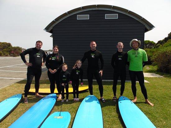 Bells Beach, Austrália: Surf dudes