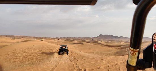 Shift Yamaha 1000cc YZX – Manual Transmission/ 2 Seater/ 2 Hours Drive Time: Dubai desert buggy tour with the yamaha.