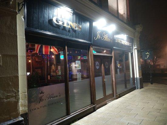 Jo Allans Cocktail Bar Grill Consett Updated 2020