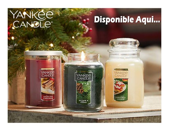 Yankee Candle Available