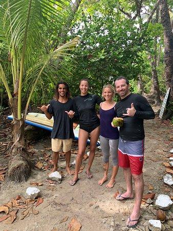 Maya, Tavo and us