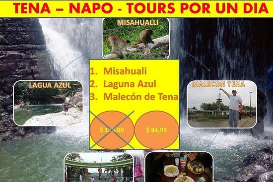Tena - Misahualli - Laguna Azul ...