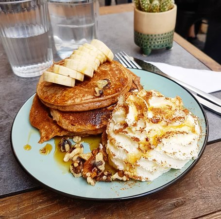 "Pancakes ""meilleurs qu'à New York"""