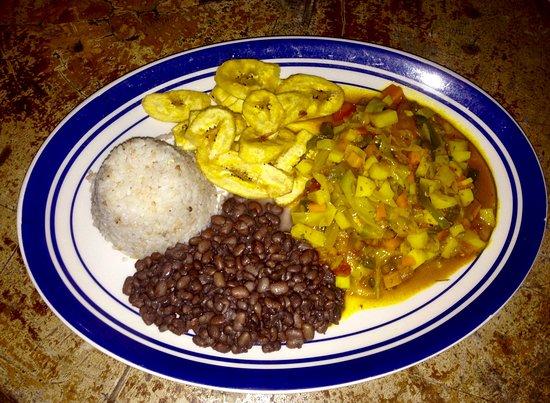 פלאיה סנטה דומינגו, ניקרגואה: Amazing food
