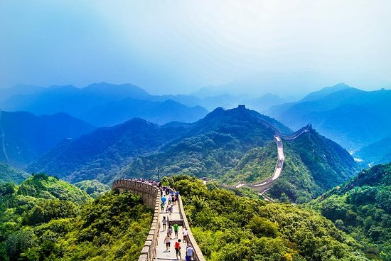 Mutianyu Great Wall day tour with...