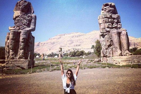 dagstur fra Hurghada til luxor