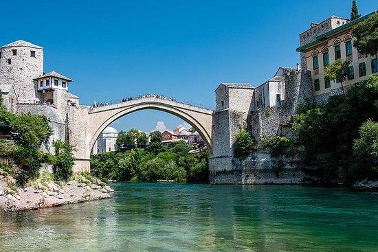 Mostar van Dubrovnik Private Tour