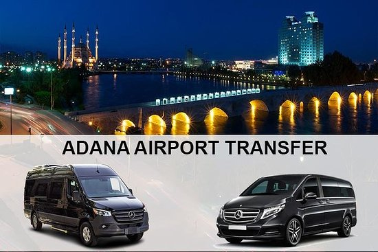 Adana Airport Overføringer til Adana City Hotels