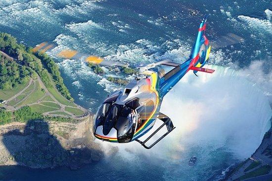 Hubschrauberrundflug über die...