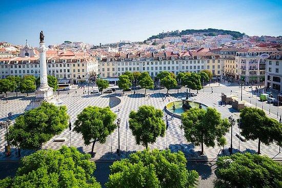 Excursão a pé guiada em Lisboa