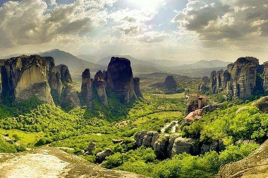2 dagers privat tur: Delphi og Meteora