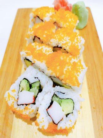 ok wok sushi