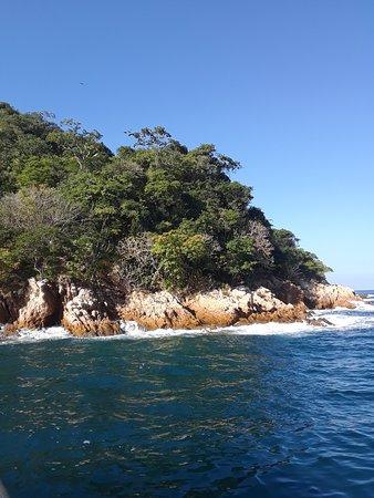 Luxury Yacht & Snorkel in Puerto Vallarta: Snorkeling site