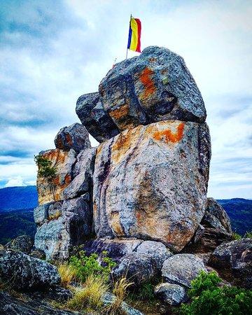 Uthuwankanda, Sri Lanka: Saradiel Rock