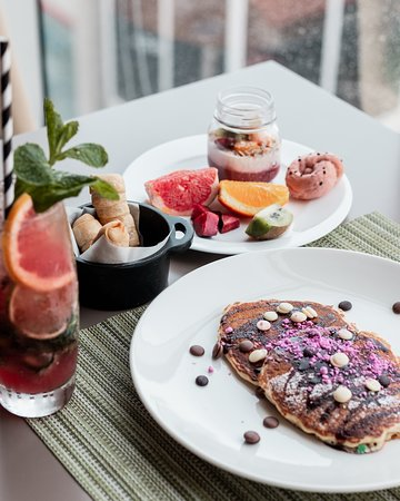 Spectacular Sunday Brunch from 12PM to 3PM at Moro Restaurant.