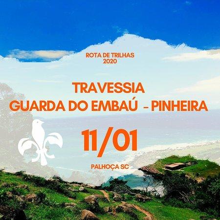Travessia Guarda do Embaú - Pinheira