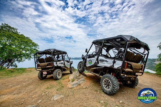 Buggy Tours Costa Rica