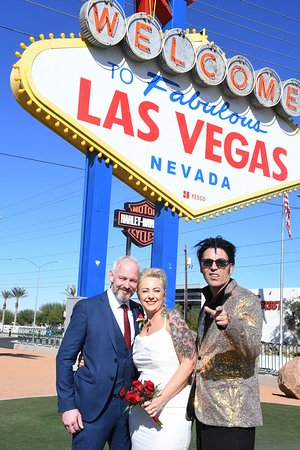 Elvis impersonator was brilliant!