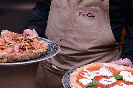 le nostre pizze con ingredienti DOP