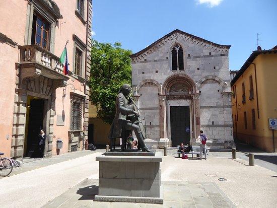 A spasso per Lucca