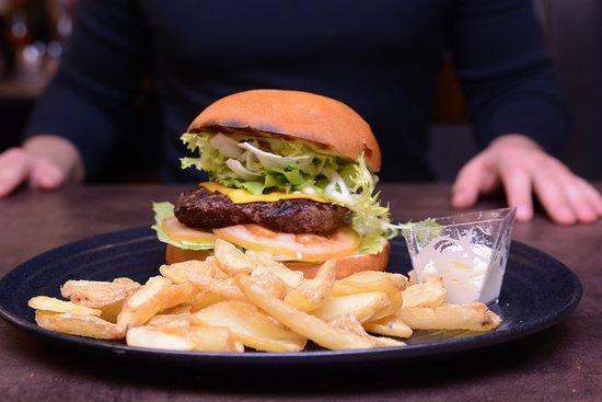 Original Burger - Fòco