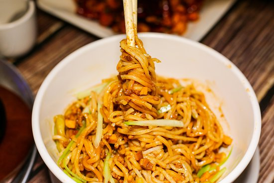 ZhaZiangMian Mixed