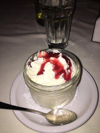 Dessert at Cuckoo.