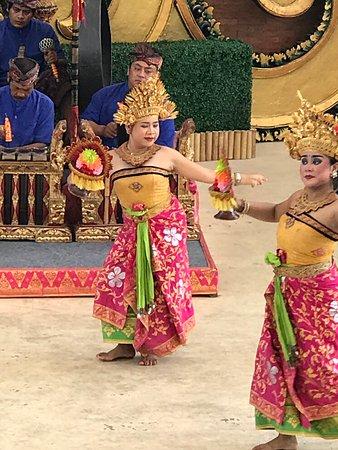 Garuda Wisnu Kencana Park Bali Adgangskort: Bali dance