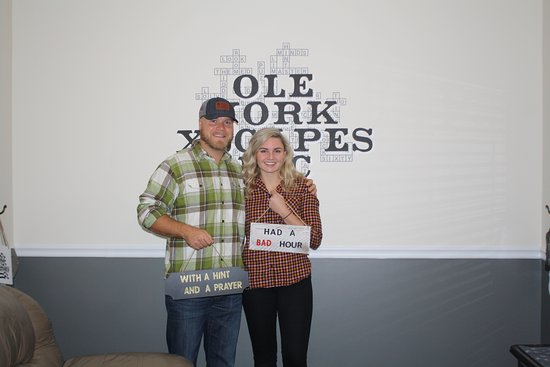 Willies Team was a bit hesitant on conquering FEAR. Better luck next time. Thanks for visiting us.
