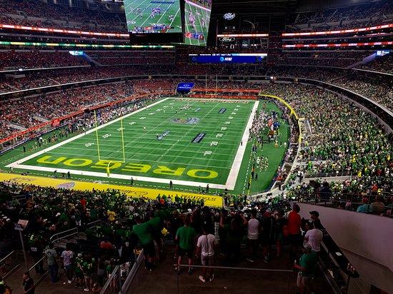 Field--AT&T Stadium--Arlington, TX