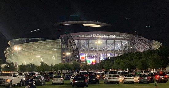 AT&T Stadium--Arlington, TX