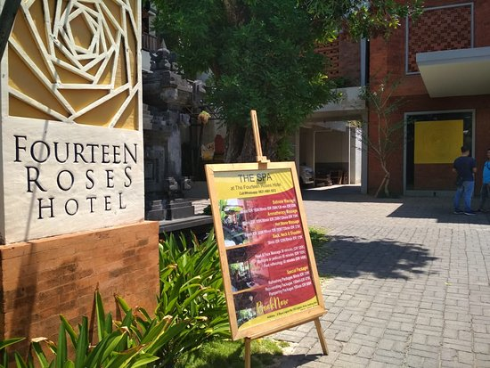 The Spa @ Fourteen Roses Hotel