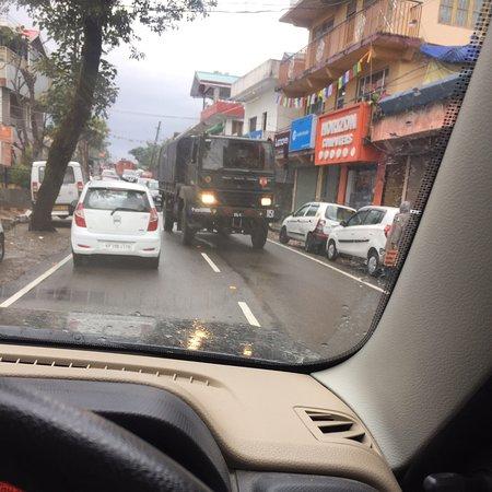 Himachal Pradesh, India: Cab service