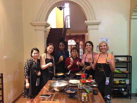 Small-Group Cooking Class and Market Tour in Hanoi with Pickup Fotografie