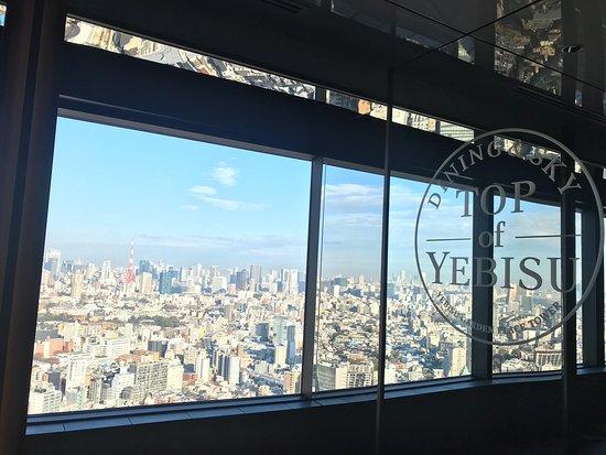 Ybisu Garden Place Sky Lounge