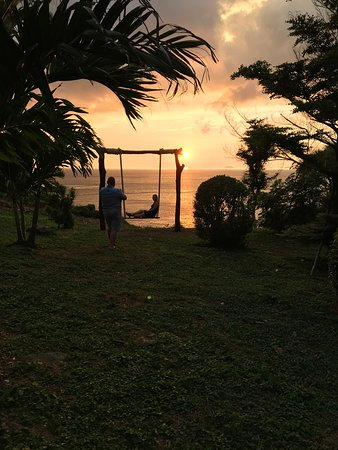 Sunset usually starts around 17:30. Private viewpoint for Phi Phi Natural Guests.