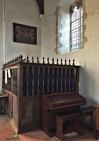 22.  St Mary's Church, Kenardington, Kent