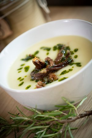 Why not warm yourself with a mouth watering bowl of soup?