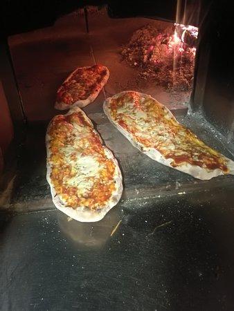 Chialamberto, Italië: le nostre agri pizze
