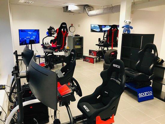 Fly & Drive Simulators