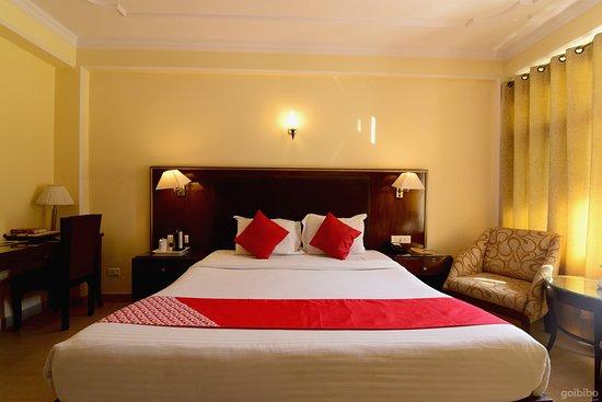 Shimla, India: Luxury Room