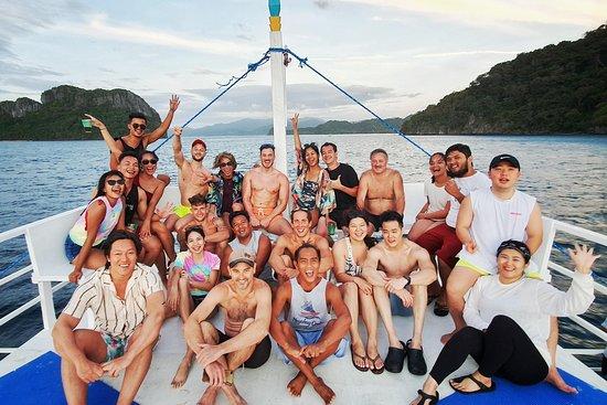 Hayahay Cruise El Nido