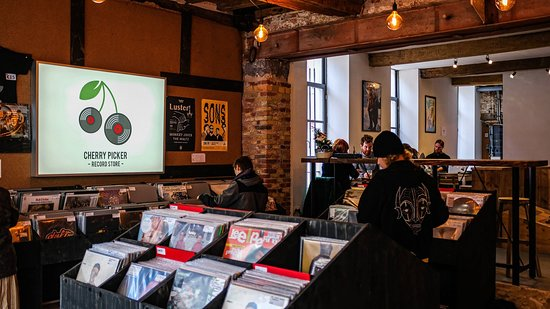 Cherry Picker Record Store