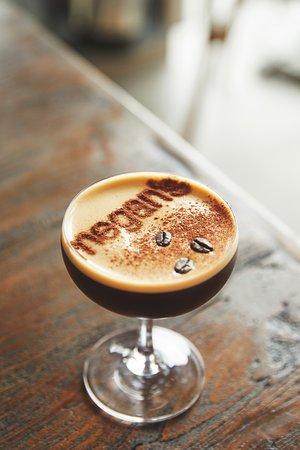 Voted best espresso martini in SW London