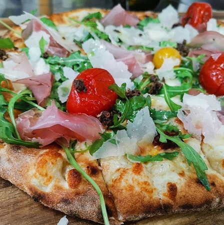 While the dough and crust of a pizza can fly under people's radar, they are the foundation of creating a delicious pizza.