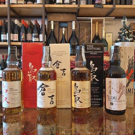 Whisky Giapponesi